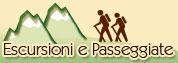 Itinerari, escursioni, passeggiate ed arrampicate